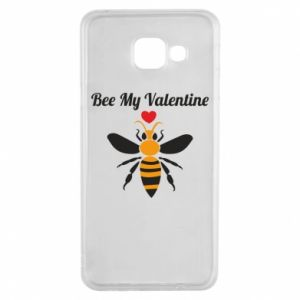 Samsung A3 2016 Case Bee my Valentine