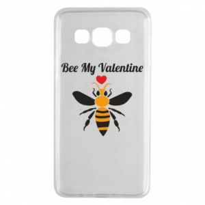 Samsung A3 2015 Case Bee my Valentine