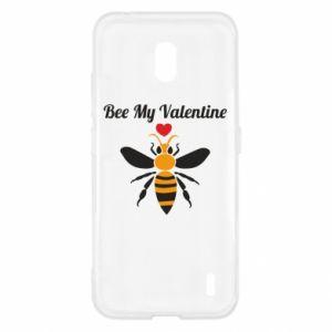 Nokia 2.2 Case Bee my Valentine