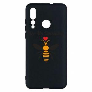 Huawei Nova 4 Case Bee my Valentine