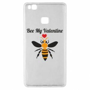 Huawei P9 Lite Case Bee my Valentine