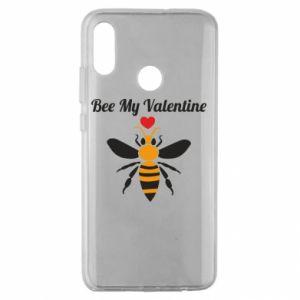 Huawei Honor 10 Lite Case Bee my Valentine