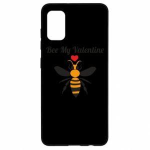 Samsung A41 Case Bee my Valentine