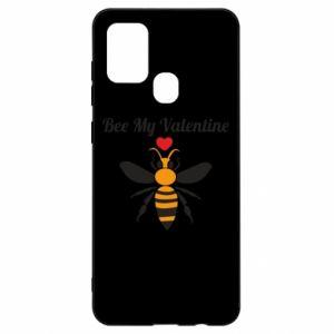 Samsung A21s Case Bee my Valentine