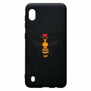 Samsung A10 Case Bee my Valentine