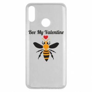 Huawei Y9 2019 Case Bee my Valentine
