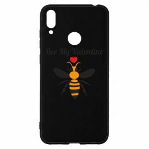 Etui na Huawei Y7 2019 Bee my Valentine