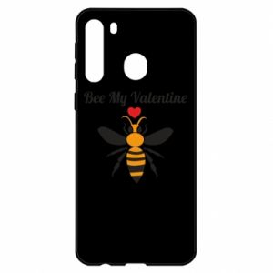 Etui na Samsung A21 Bee my Valentine