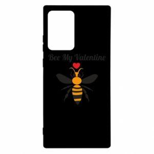 Etui na Samsung Note 20 Ultra Bee my Valentine