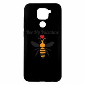 Etui na Xiaomi Redmi Note 9/Redmi 10X Bee my Valentine