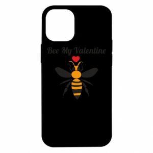 Etui na iPhone 12 Mini Bee my Valentine