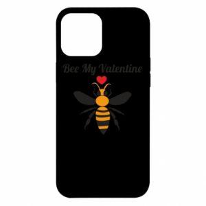 Etui na iPhone 12 Pro Max Bee my Valentine