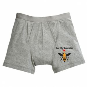 Boxer trunks Bee my Valentine