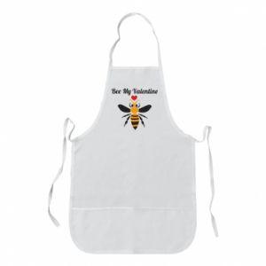 Apron Bee my Valentine
