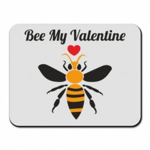 Mouse pad Bee my Valentine