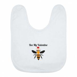 Bib Bee my Valentine