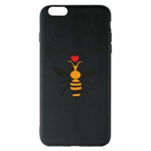 iPhone 6 Plus/6S Plus Case Bee my Valentine