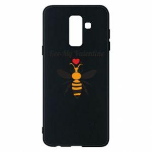 Samsung A6+ 2018 Case Bee my Valentine