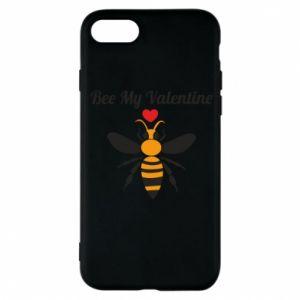 iPhone 8 Case Bee my Valentine