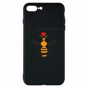 iPhone 8 Plus Case Bee my Valentine