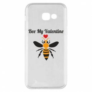 Samsung A5 2017 Case Bee my Valentine