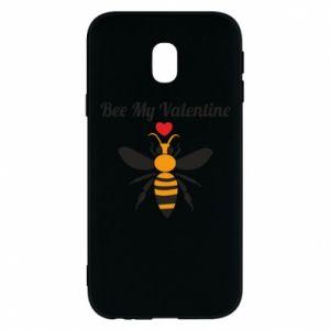 Samsung J3 2017 Case Bee my Valentine