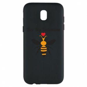 Samsung J5 2017 Case Bee my Valentine