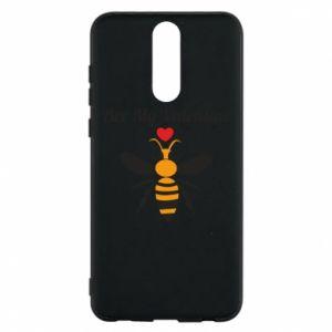 Huawei Mate 10 Lite Case Bee my Valentine