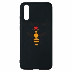 Huawei P20 Case Bee my Valentine