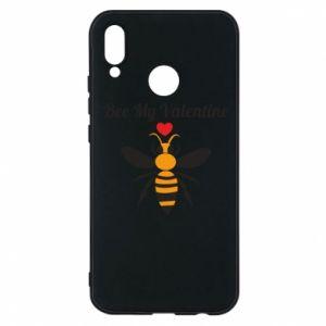 Huawei P20 Lite Case Bee my Valentine