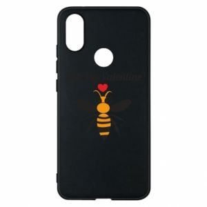 Xiaomi Mi A2 Case Bee my Valentine