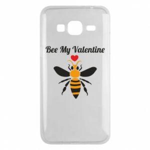 Samsung J3 2016 Case Bee my Valentine
