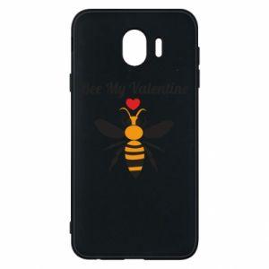 Samsung J4 Case Bee my Valentine