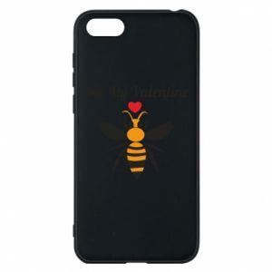 Huawei Y5 2018 Case Bee my Valentine