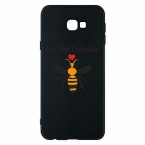 Samsung J4 Plus 2018 Case Bee my Valentine