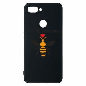 Xiaomi Mi8 Lite Case Bee my Valentine