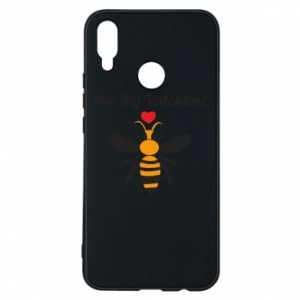 Huawei P Smart Plus Case Bee my Valentine