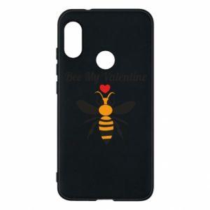 Mi A2 Lite Case Bee my Valentine