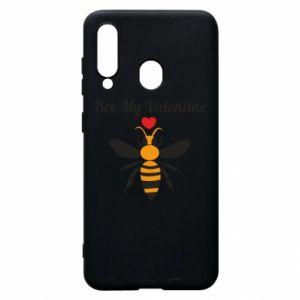 Samsung A60 Case Bee my Valentine