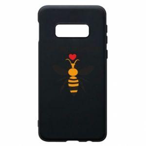 Samsung S10e Case Bee my Valentine