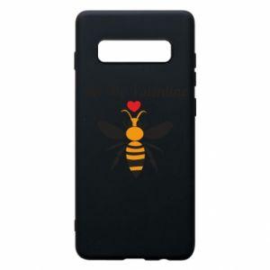 Samsung S10+ Case Bee my Valentine
