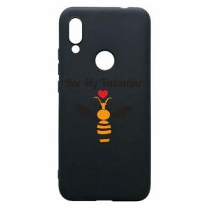 Xiaomi Redmi 7 Case Bee my Valentine