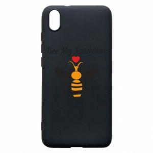 Xiaomi Redmi 7A Case Bee my Valentine