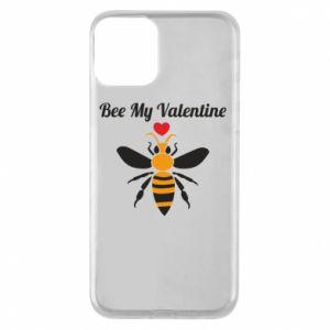 iPhone 11 Case Bee my Valentine
