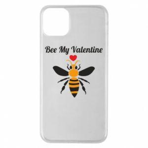 iPhone 11 Pro Max Case Bee my Valentine
