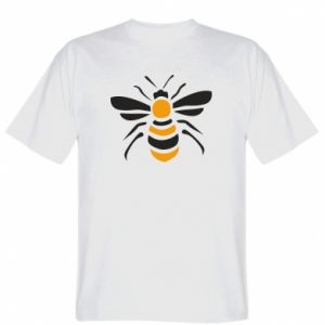 T-shirt Bee sitting - PrintSalon