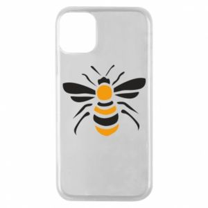 Etui na iPhone 11 Pro Bee sitting