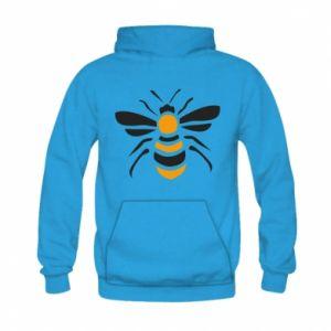 Bluza z kapturem dziecięca Bee sitting