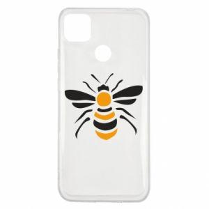 Etui na Xiaomi Redmi 9c Bee sitting