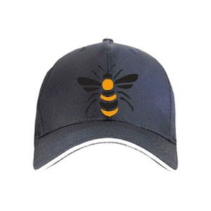 Cap Bee sitting - PrintSalon